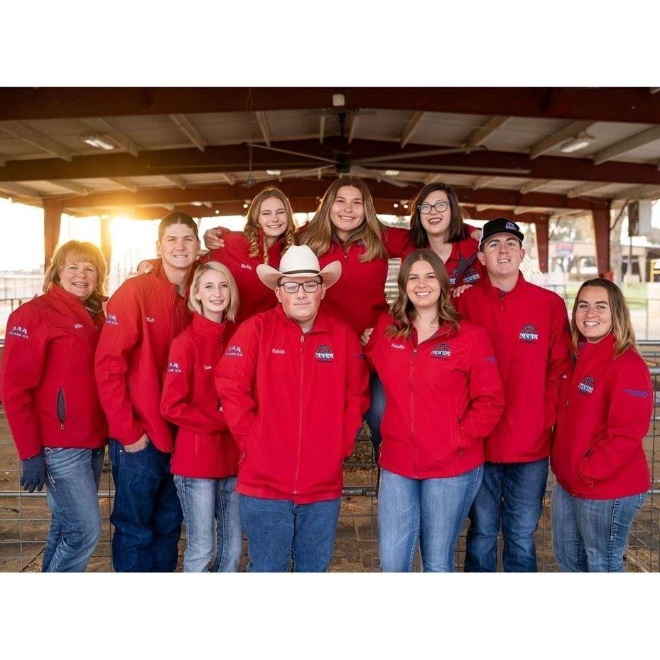 2020 SBC Fair Junior Fair Board Team