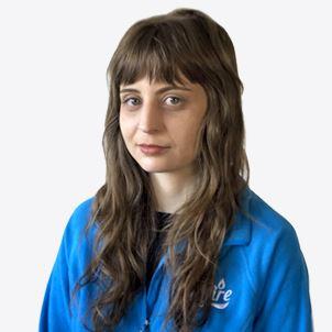 Katrina Hirsch<span>Front End Developer</span>