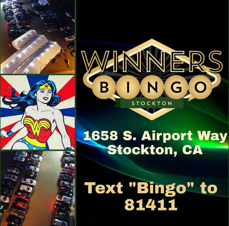 Stockton Bingo @ Winners