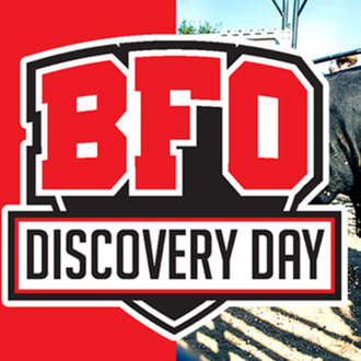 Bull Fighters Only Discovery Day
