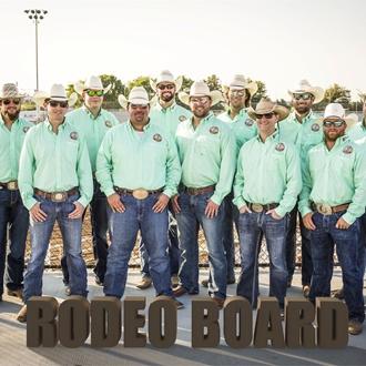 2017 Rodeo Board