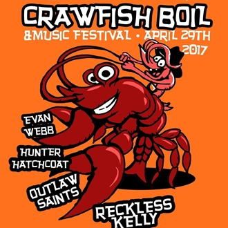 2017 Crawfish Boil and Music Fest