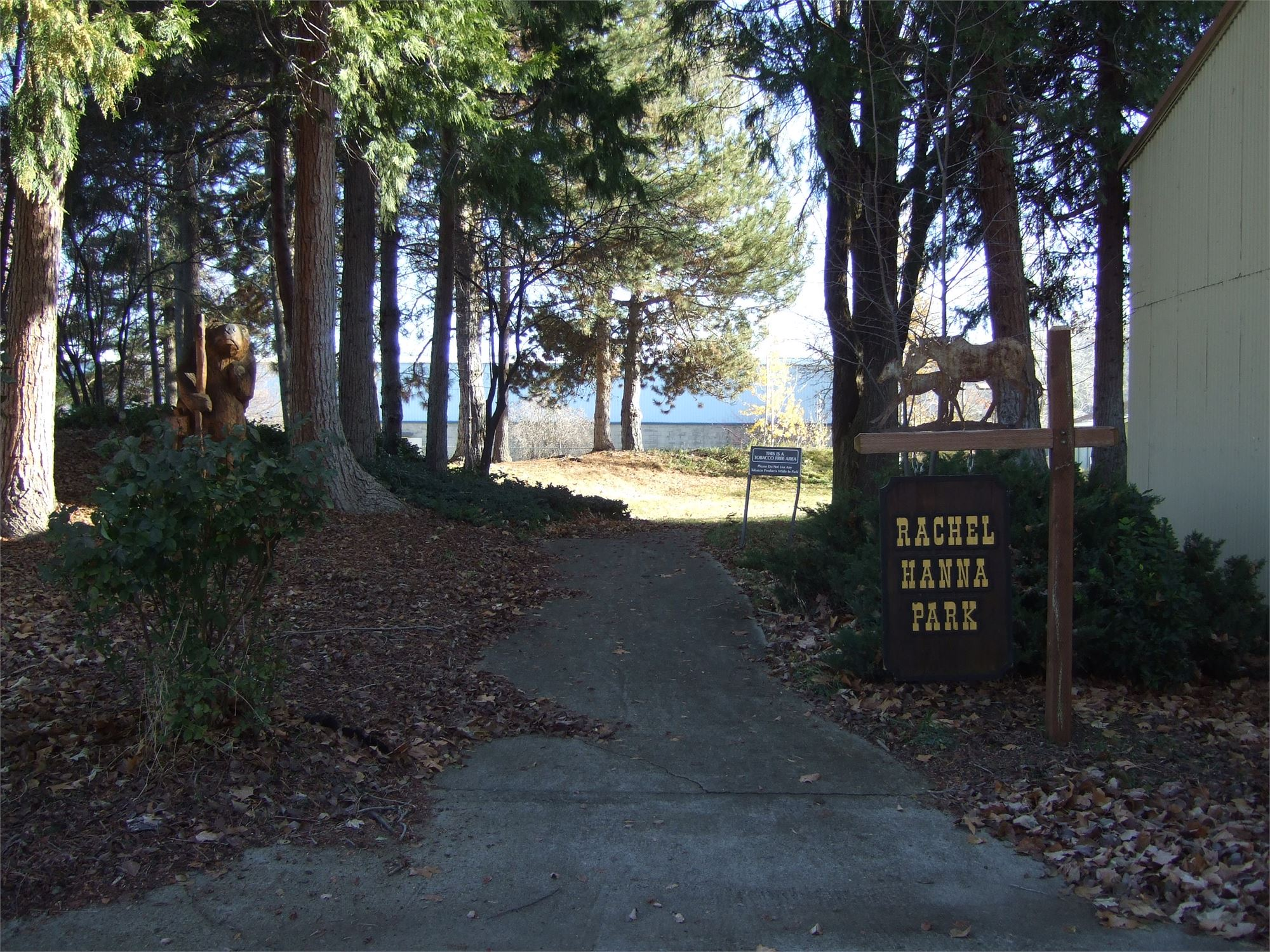 Rachel's Park