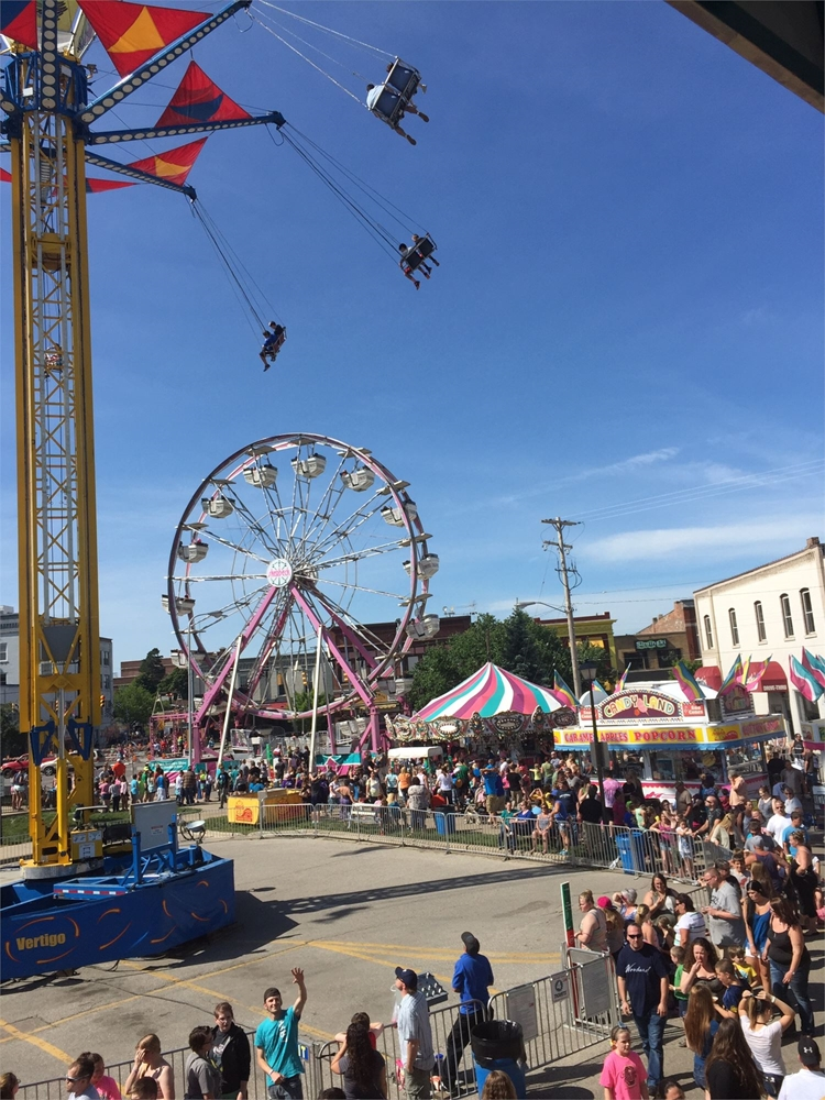 Curwood Festival