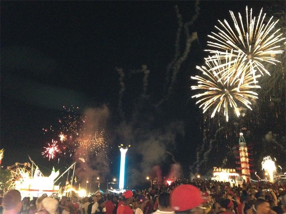 Bay City Fireworks Festival