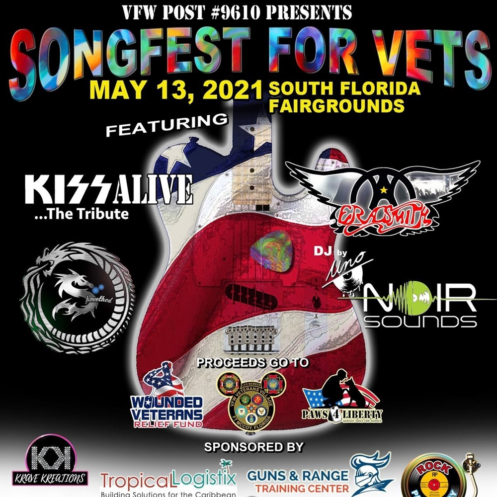 SONGFEST FOR VETS