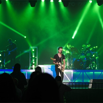 2017 Concert Series Coca-Cola Stage