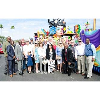 2017 Mayors' Parade