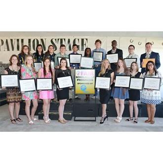 2017 Scholarship Awards