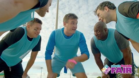 2020 TV Commercial - Hut Hut - Publix & BB&T