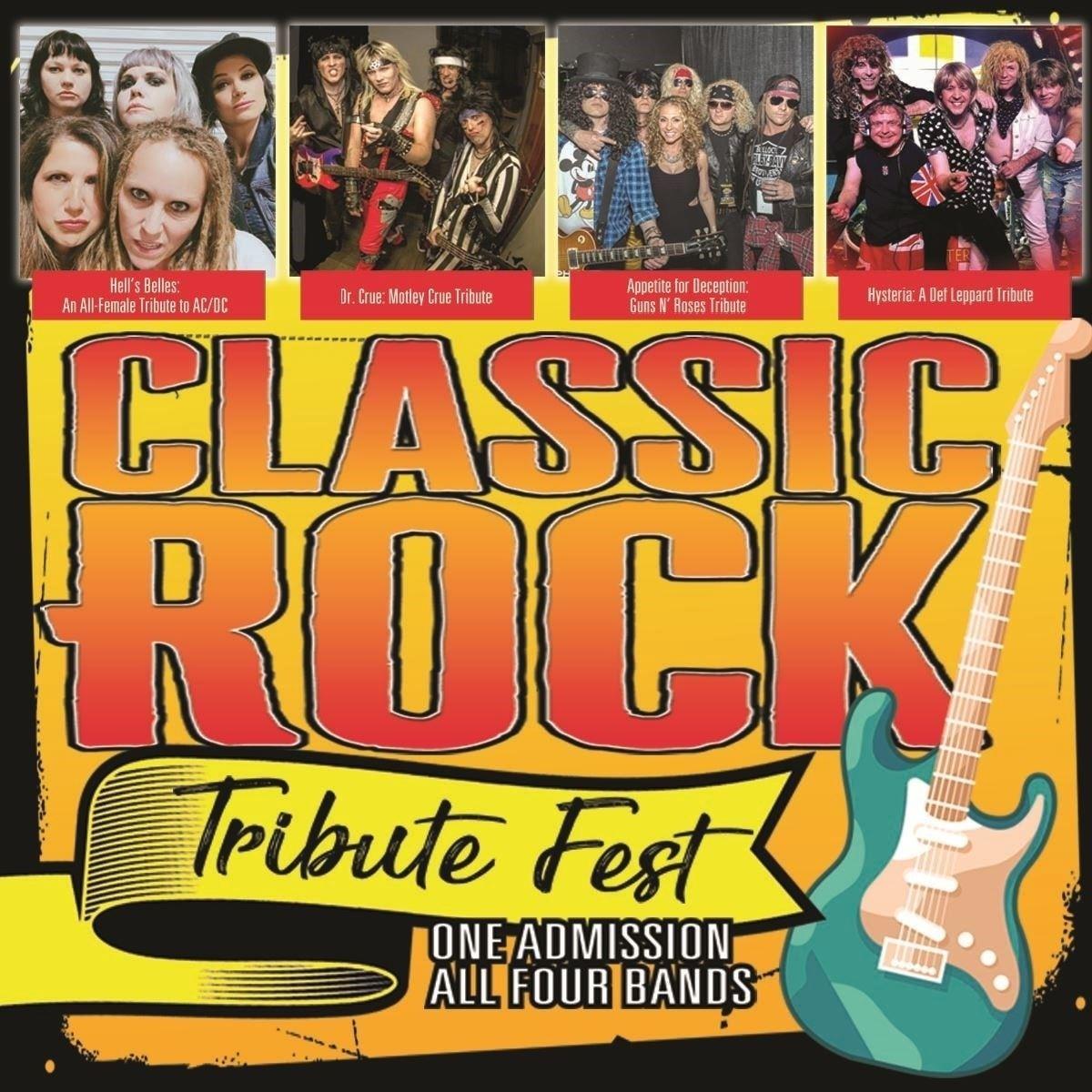 Classic Rock Tribute Fest