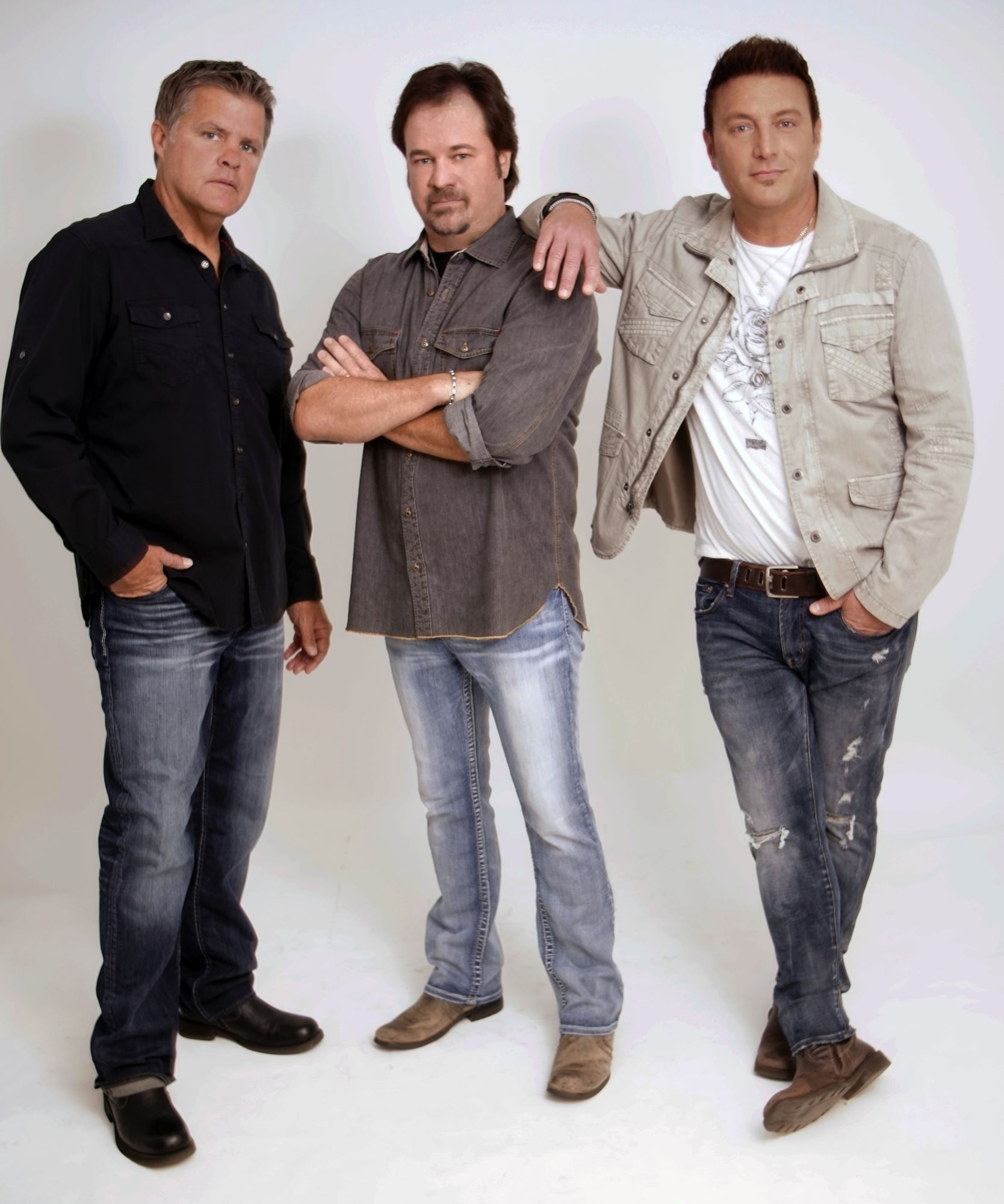 The Frontmen of Country