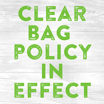 Clear Bag Policy In Effect for Tennessee Valley Fair
