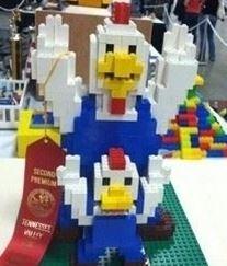 LEGO Pre-Build