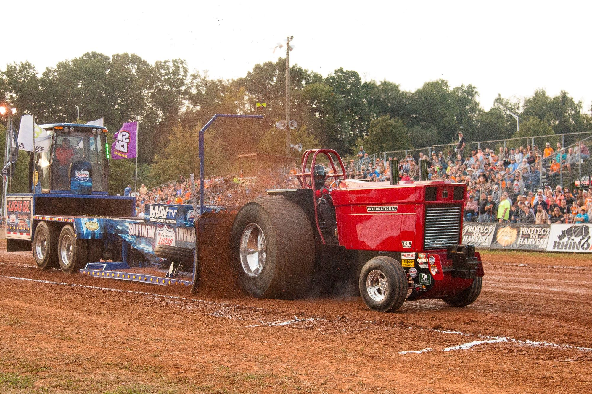 Tractor/Truck Pull