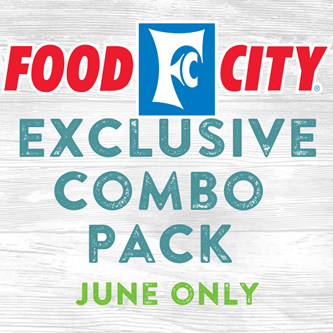 Exclusive Tennessee Valley Fair Combo Package at Food City This Month