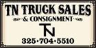 TN Truck Sales & Consignments