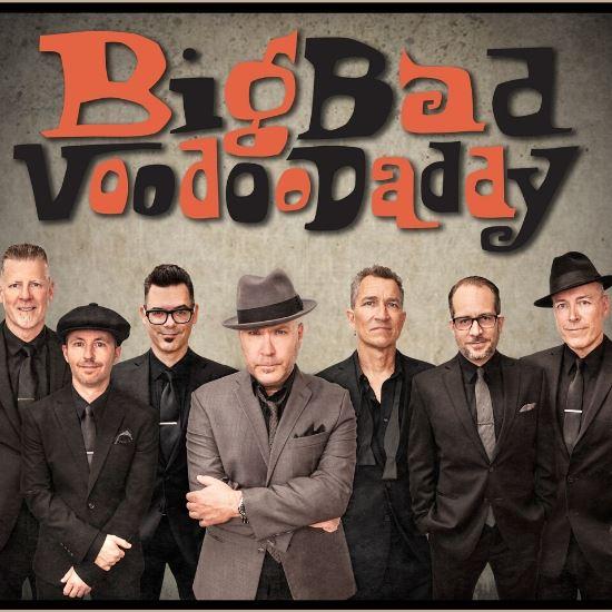 Big Bad Voodoo Daddy - 9/22