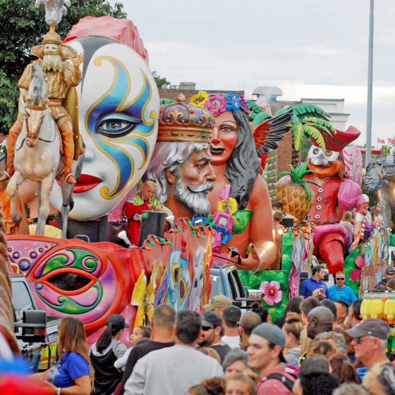 Grande Mardi Gras Parade