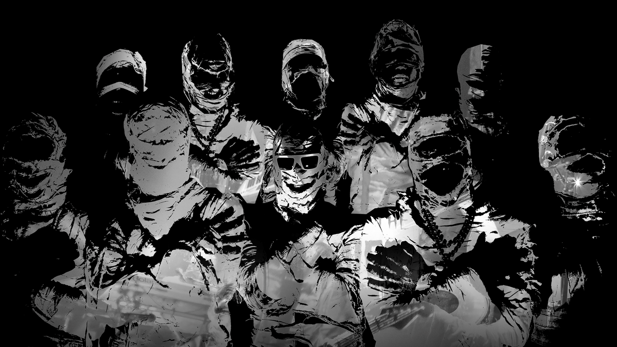 Here Come The Mummies - 9/27-28