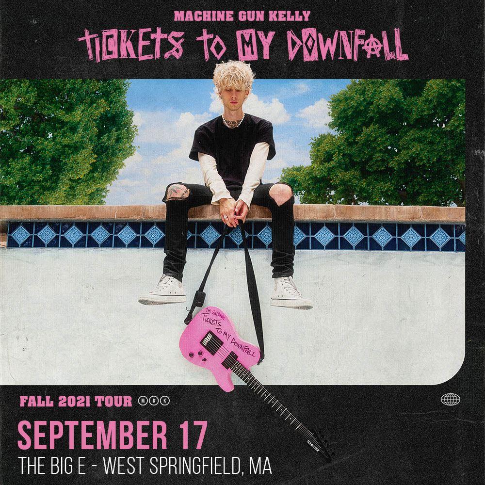 Machine Gun Kelly: Tickets To My Downfall Tour