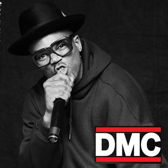 """Darryl """"DMC"""" McDaniels of RUN DMC - 10/3"""