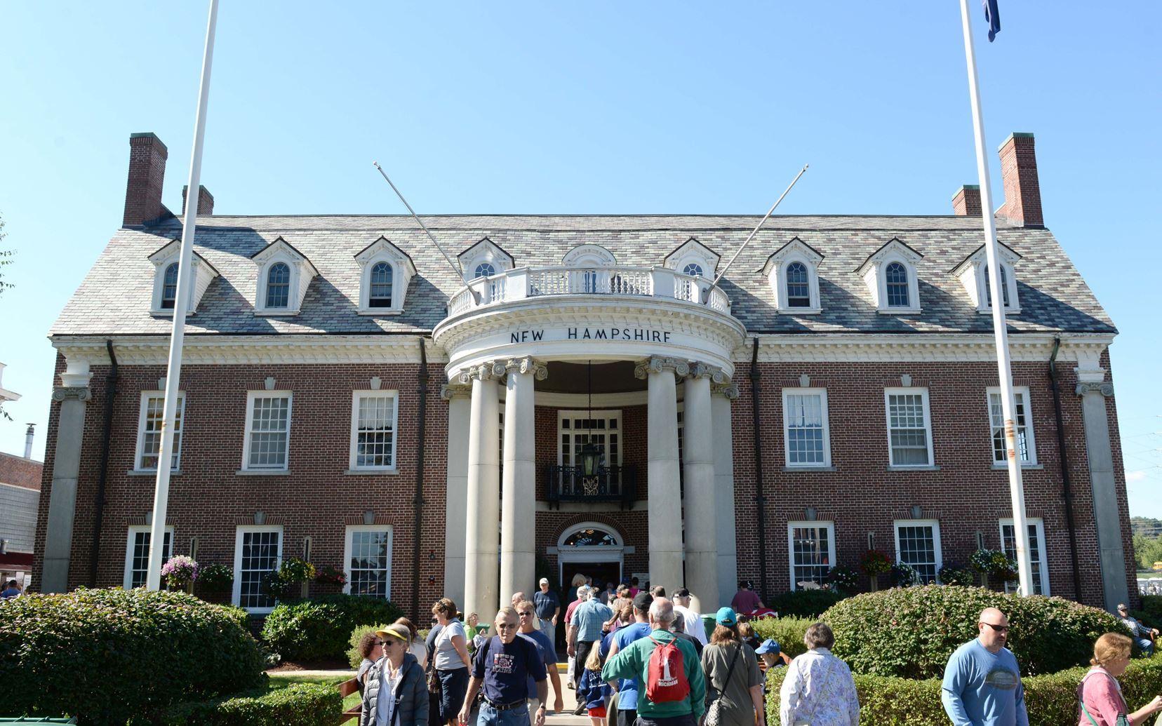 New Hampshire Building