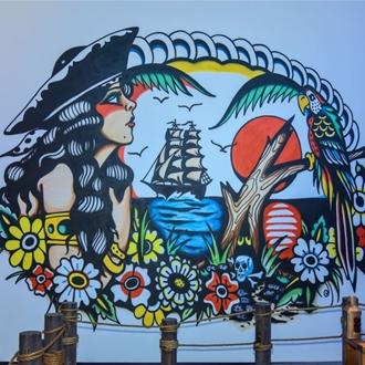 Pirate Island / Jun -Aug 2017