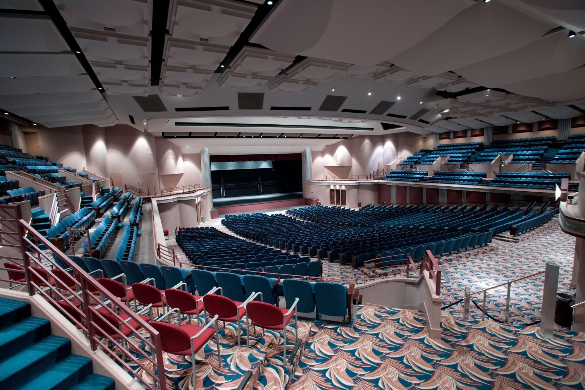 Georgia Neese Gray Performance Hall
