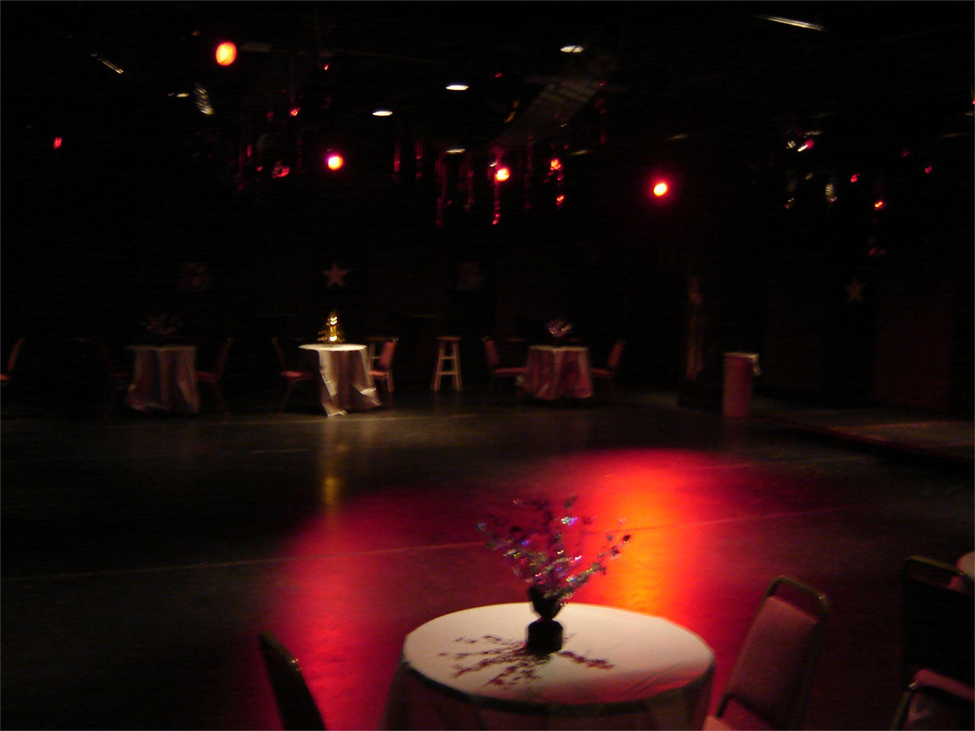 Hussey Playhouse