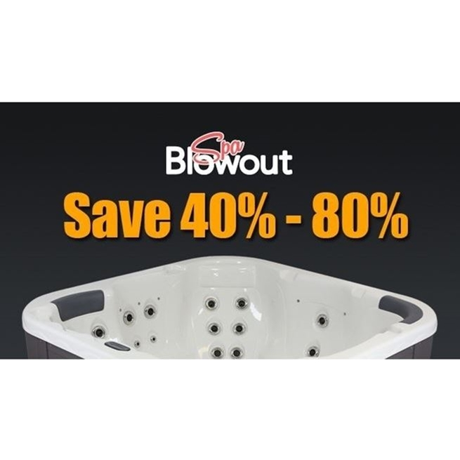 Hot Tub & Spa Savings