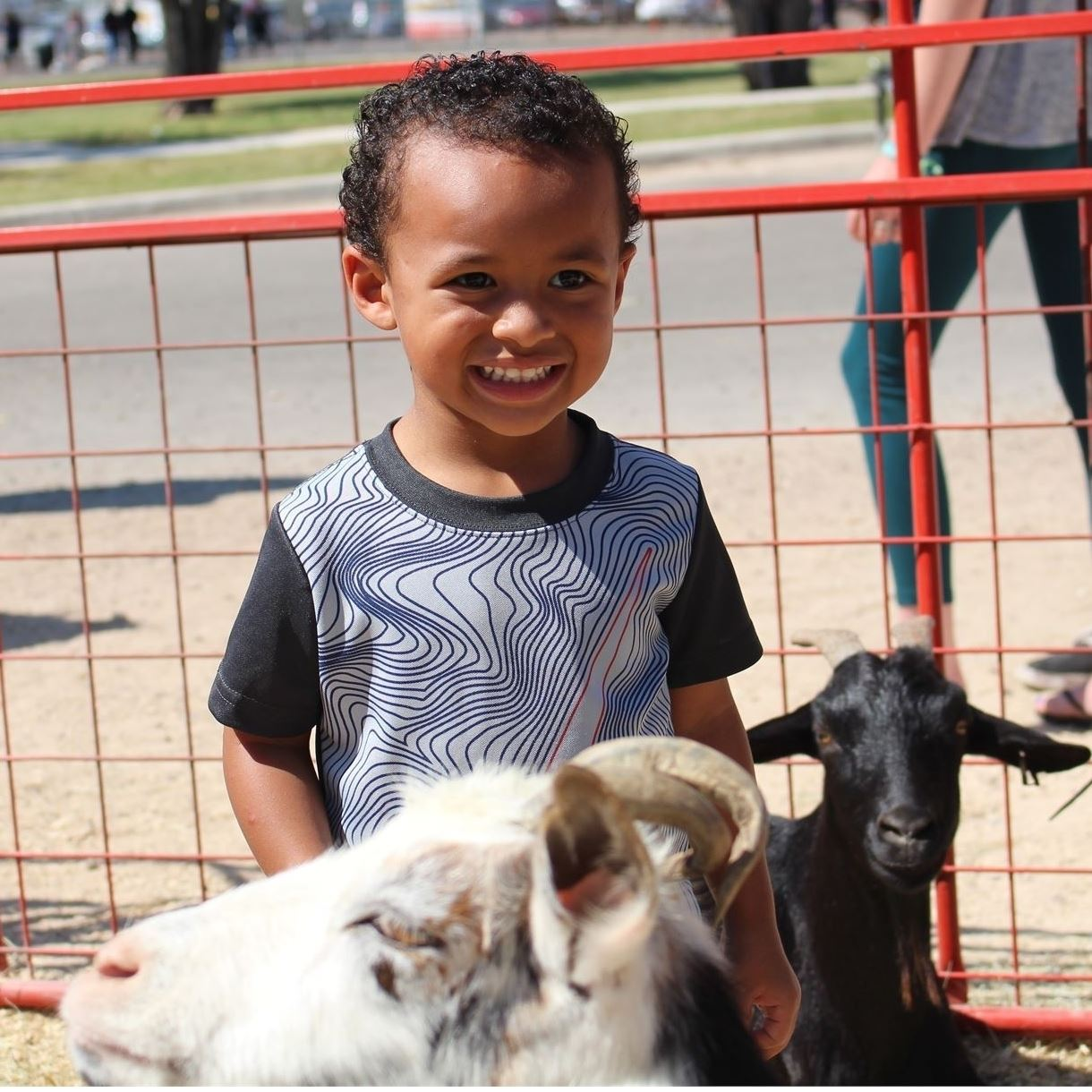 Raising Cane's Petting Zoo