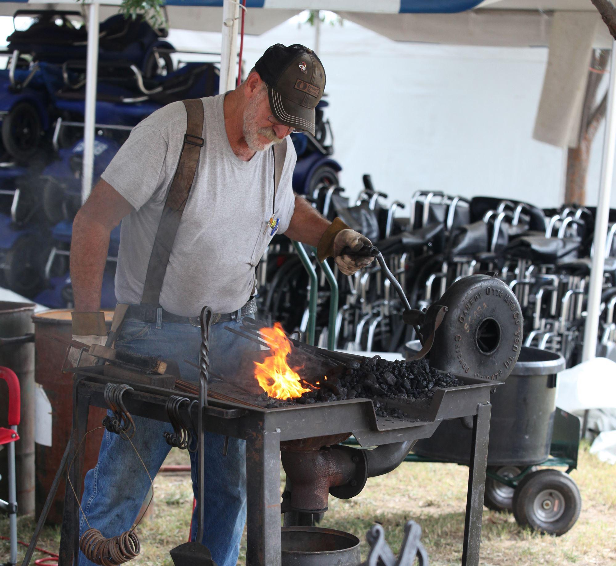 Salt Fork Blacksmith