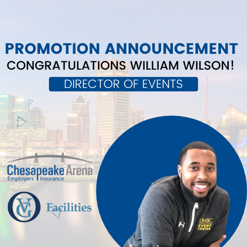 William Wilson Promoted to Director of Events