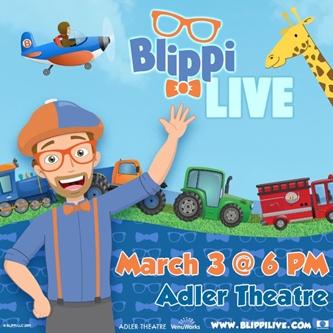 BLIPPI LIVE! KICKS OFF NORTH AMERICAN TOUR IN 2020