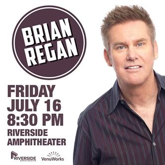 Brian Regan to Entertain Jefferson City