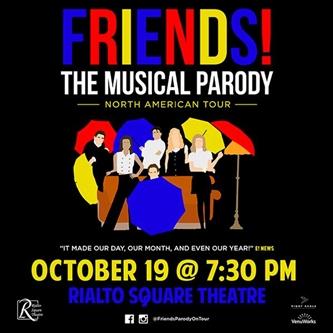 Friends: A Musical Parody