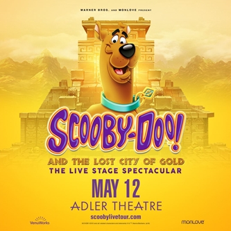 SCOOBY-DOO! AND THE LOST CITY OF GOLD FIRST DATES ANNOUNCED