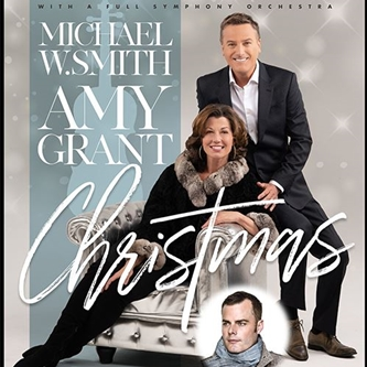 Amy Grant & Michael W. Smith Reunite for Christmas Performance