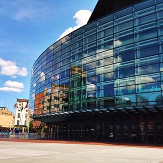 SMG-managed Van Andel Arena receives Biggest Loser Recognition