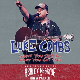 """Luke Combs Announces 2020 """"What You See Is What You Get Tour"""""""