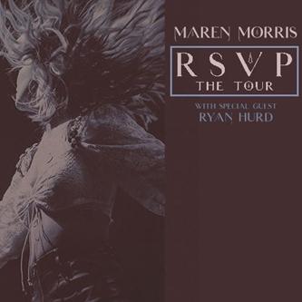 "Maren Morris to Embark on ""RSVP: The Tour""; Concert at Van Andel Arena on August 28"