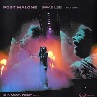 Post Malone Announces Runaway Tour 2020