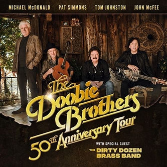 The Doobie Brothers Announce 50th Anniversary Tour