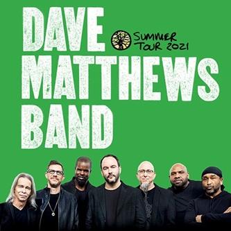 Dave Matthews Band Announces Rescheduled 2021 North American Summer Tour