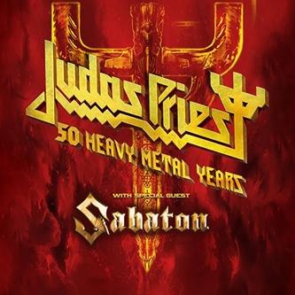 Judas Priest Announces Rescheduled 50 Heavy Metal Years Tour