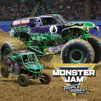Monster Jam Returns to Grand Rapids for an Action-Packed Weekend of Family Fun