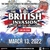 Broadway at the Paramount Theatre in Cedar Rapids Iowa: The British Invasion March 13, 2022