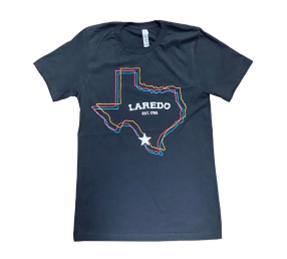 Texas Outline T-shirt