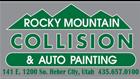Rocky Mountain Collision
